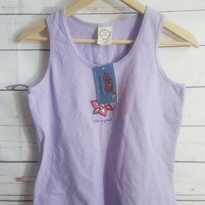 NWT Women's LIFE IS GOOD tank top small